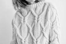 ▲ WOOLEN WINTER ▲ / Knitting Inspo, idées tricot