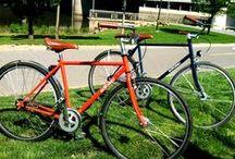 Biking / by Green Philly Blog