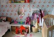 Kids Rooms / by Virve Deutsch