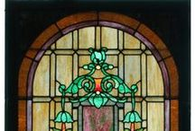 Stained glass / by Kimberly Sue Timmerman