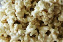 Popcorn / by Kimberly Sue Timmerman