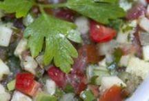 Salads / by Kimberly Sue Timmerman