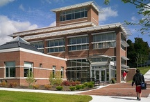 Buildings / Repin your favorite SUNY Cortland buildings! / by SUNY Cortland