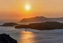 Santorini Love Affair / by Mary Dragarski