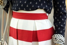 American  Clothing Style On The 4th Of July / by Dabs