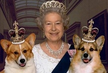 England's Queen & The Rest Of The Royals / by Dabs