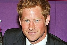 England's Prince Harry / by Dabs