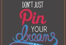 Dreams and Goals / All of us have dreams and goals. Some of us feel motivated enough to work towards them. But we all need encouragement from time to time. Here's some tips to help you on your way to getting what you want!