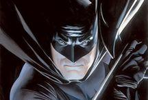 "gotham city stuff / ""I am vengeance. I am the night. I am Batman!"" / by Dale Braddock"