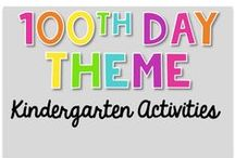 100th Day of School {Kindergarten Activities} / 100th Day of School Activities  Art, Science, Reading, Math, Writing, Technology and everything in Between