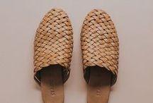 ▲ SHOES  ▲ / Boho Shoes. Chaussures cool et bohèmes