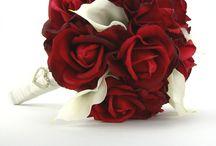 Wedding Bouquet / Ideas for bouquets / by Shondria Brady (Vaughns)