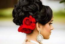 Wedding hair, makeup, and nails / by Shondria Brady (Vaughns)