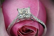 Dream Engagement Ring / by NiteDreamerDesigns