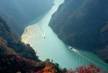 Yangtze River with Century Cruises / The Yangtze River will never be the same after cruising with Century Cruises. http://buff.ly/29H0fZP