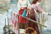 Laundry Linens & Lace