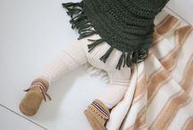 ▲ FRINGED BABIES ▲ / Boho babies and style ideas inspirations. Bébé bohèmes et looks enfants folk