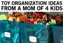 Organizing / Live a well organized life! Organization Tips, tricks and hacks. / by Megan Bray | Balancing Home