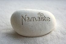 """Health/Balance / """"It is health that is real wealth, not pieces of gold and silver."""" -Mahatma Gandhi / by Jenn"""