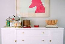 credenza / by Megan Bray | Balancing Home