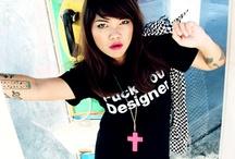 I'm in Fashion / by Pichamon Visessan