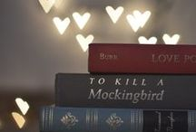 Books / A reader lives a thousand lives before he dies. -George R. R. Martin / by Jenn