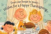 Thanksgiving / by Mischelle Poundstone