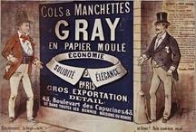 Old Fashioned / Publicités anciennes pour allure vintage