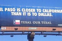 Texas / by Chelsea Owens
