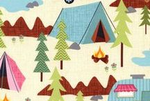 Trends We Love: Glamping / by Timeless Treasures Fabrics
