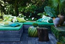outdoor furniture trends / by Sarah Zuhlsdorf