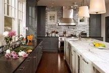 Home: Kitchen / by Jenn