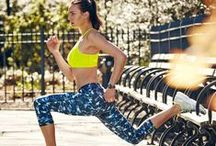 IndiGO! / We took inspiration from all the cool-hued blues of this world, from deep indigo to vibrant azure, and mixed it into everything Fall-worthy. / by Athleta