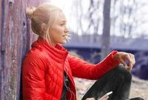 Fall 2014: Outer Limits / We took inspiration from the city streets for our winter jacket collection, infusing innovative technology into urban-inspired designs, from down bomber jackets to sleek rain shells. / by Athleta
