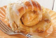 Bountiful breakfast! / Breakfast foods both sweet and savory