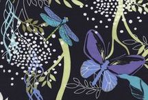 Midsummer's Eve by Alice Kennedy / Designed by Alice Kennedy  Alice's love of pattern and color led her to pursue an art degree from The Rhode Island School of Design.  / by Timeless Treasures Fabrics