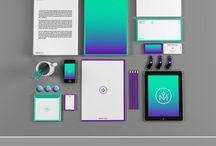 BRAND IDENTITY / Inspiring branding projects.