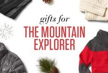 The Mountain Explorer Winter Wanderland Gift Guide / by Athleta