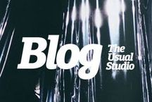 THE USUAL STUDIO'S BLOG / The Usual Studio's latest blog posts