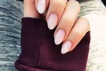 Nails / To make your nails more beautiful and special.