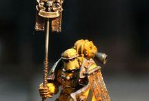 40k miniatures