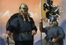 Viking/Saxon