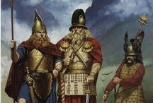 Celts and barbarians