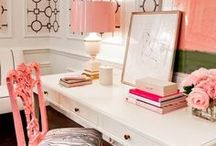 Craft Rooms I Love / by anna and blue paperie