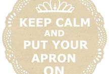 Apron Love / I love aprons especially vintage! / by Robin Nieto