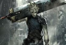 Final Fantasy / If you love Animes, Video Games and epic stories, you will love Final Fantasy and Square Enix.