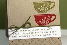 Cards: Get Well & Sympathy / by Robin Nieto