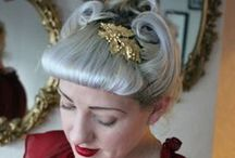 Hair / All about hair, vintage hair styles and inspiration
