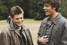 Those Winchester Boys... / This show has messed with my heart in an unhealthy way. / by Amber Stecher