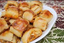 Appetizer Recipes / by BRIANA JOHNSON